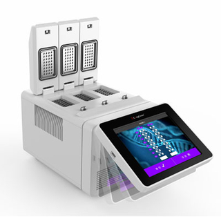 T30D型三槽超級梯度PCR儀